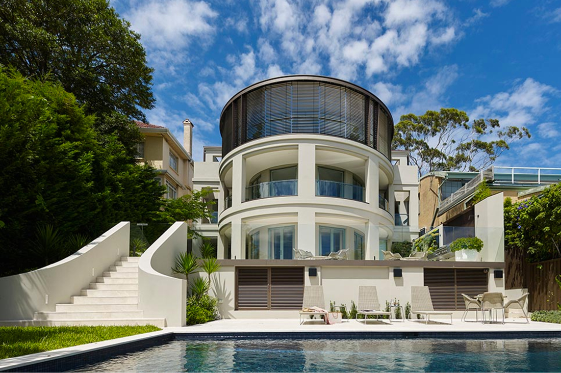 Entrenched Landscapes and Design Bellevue Hill